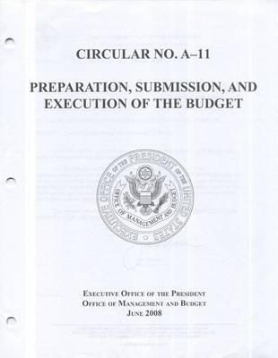 Preparation, Submission, and Execution of the Budget