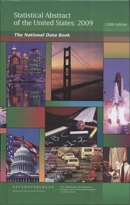 Statistical Abstract of the United States 2009 (Hardcover)