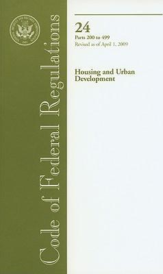 Housing and Urban Development, Parts 200 to 499