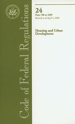 Housing and Urban Development, Parts 700-1699