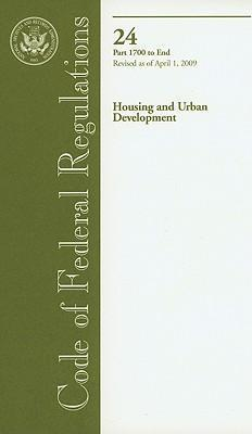 Housing and Urban Development, Part 1700 to End