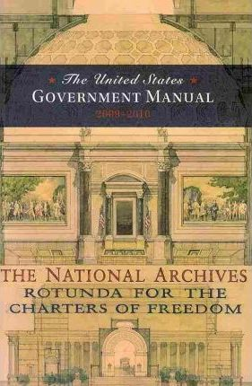 The United States Government Manual, 2009/2010