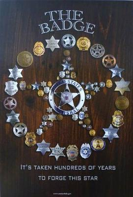 The Badge: It's Taken Hundreds of Years to Forge This Star (Poster)
