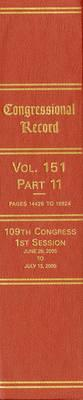 Congressional Record, Volume 151-Part 11