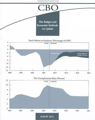 Budget and Economic Outloook: An Update, August 2011