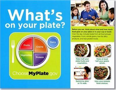 What's on Your Plate?: Choose My Plate