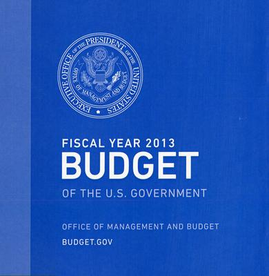 Fiscal Year 2013 Budget of the U.S. Government (CD-ROM)