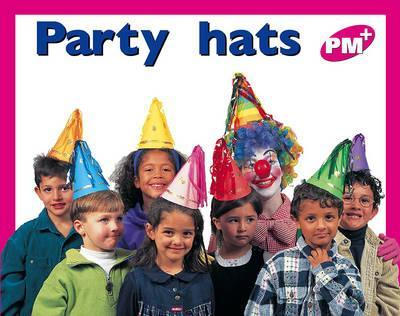 Party Hats PM PLUS Magenta 2 Fiction