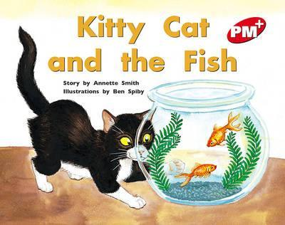 Kitty and the Fish PM Plus Level 5 Red