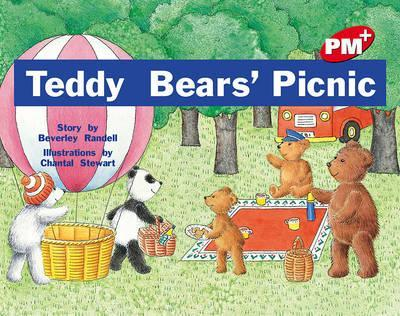 Teddy Bears Picnic PM PLUS Level 3 Red