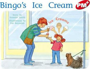 Bingo's Ice Cream
