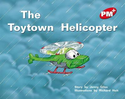 The Toytown Helicopter PM PLUS Level 5 Red