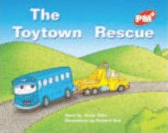 The Toytown Rescue PM PLUS Level 5 Red