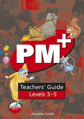 PM PLUS Red Teachers' Guide Levels 3-5