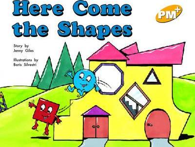 Here Come the Shapes PM PLUS Level 6 Yellow