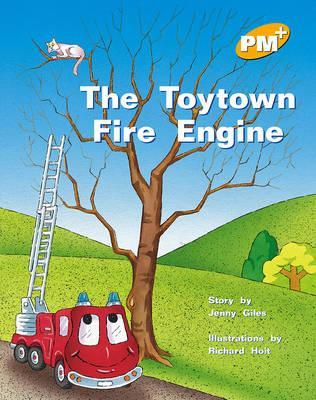 The Toytown Fire Engine PM PLUS Yellow 6 Fiction