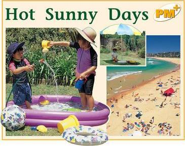Hot Sunny Days PM PLUS Non Fiction Level 8&9 the Enviroment Yellow