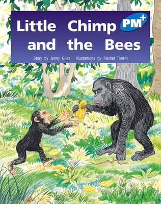 Little Chimp and the Bees