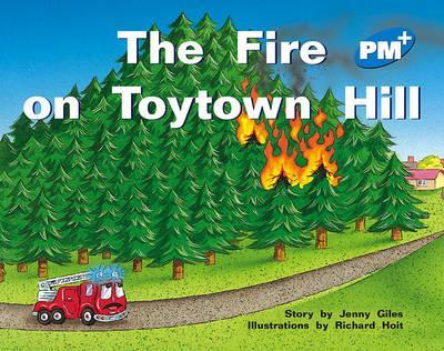 Fire on Toytown Hill PM PLUS Blue 9