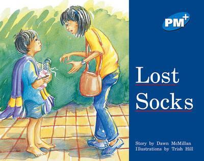 Lost Socks PM PLUS Blue 10
