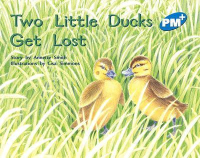 Two Little Ducks Get Lost Level 10 PM PLUS Blue