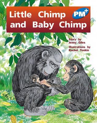 Little Chimp and Baby Chimp