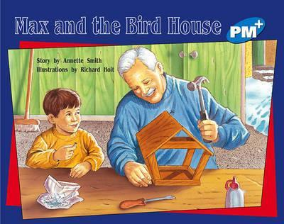 Max and the Bird House PM PLUS Blue 11