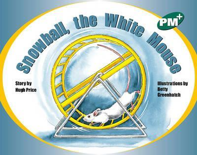Snowball, White Mouse PM PLUS Level 12 Green