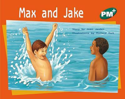 Max and Jake PM PLUS Level 12 Green