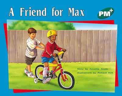 A Friend for Max PM PLUS Level 12 Green