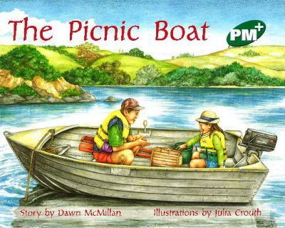 The Picnic Boat PM PLUS Level 12 Green: Picnic Boat