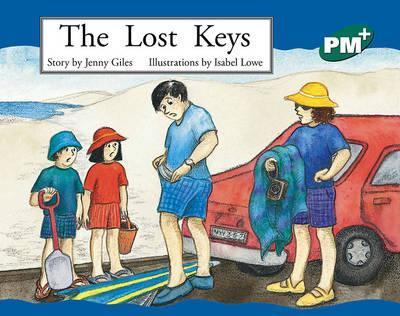 The Lost Keys PM PLUS Level 12 Green