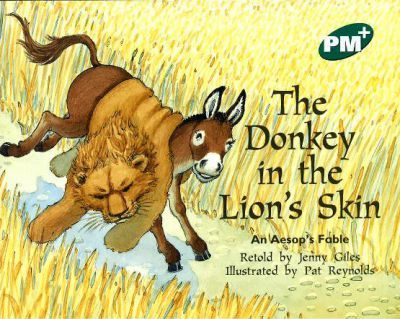 The Donkey in the Lion's Skin PM PLUS Level 12 Green