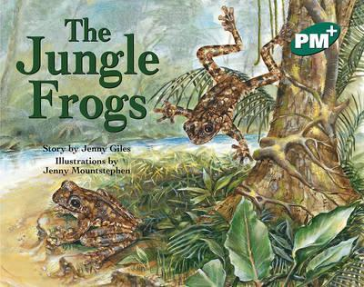 The Jungle Frogs PM PLUS Level 12 Green