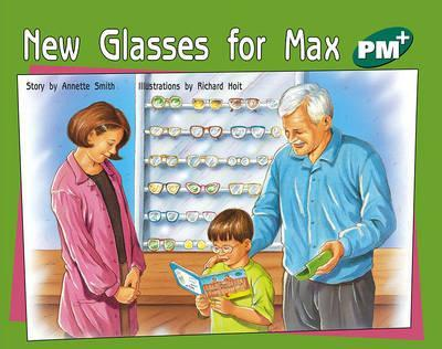 New Glasses for Max PM PLUS Level 13 Green