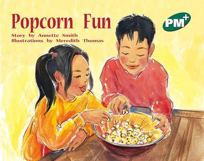 Popcorn Fun PM PLUS Level 13 Green