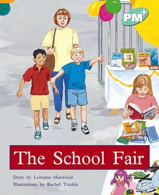 The School Fair PM PLUS Level 18 Turquoise: Turquoise Level