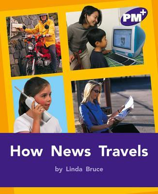 How News Travels PM PLUS Non Fiction Level 20&21 Movement and Grace Purple