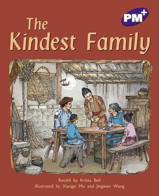 The Kindest Family PM PLUS Level 20 Purple