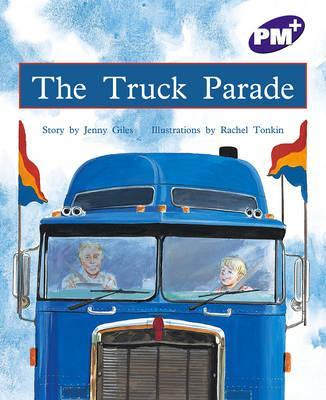 The Truck Parade PM PLUS Level 20 Purple