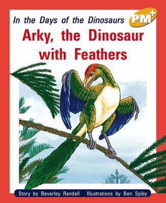 Arky, the Dinosaur with Feathers