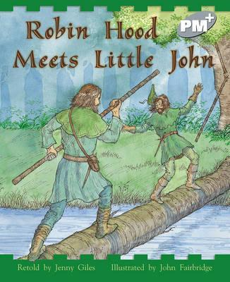 Robin Hood Meets Little John PM PLUS Level 24 Silver
