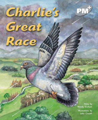 Charlie's Great Race PM PLUS Level 24 Silver