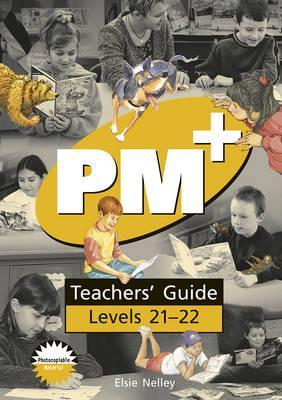 PM PLUS Gold Teachers' Guide Level 21- 22
