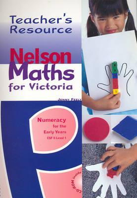 Nelson Maths for Victoria