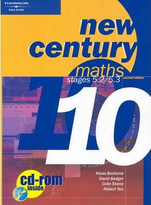 New Century Maths: 10 Stages 5.2/5.3