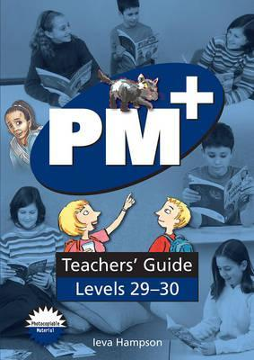 PM PLUS Sapphire Teachers' Guide Levels 29-30