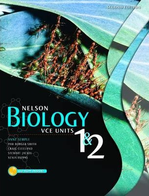 Nelson Biology VCE Units 1 and 2