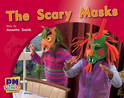 Scary Masks PM Photo Stories Blue Levels 9,10,11