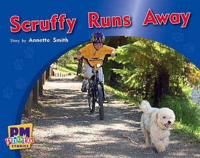 Scruffy Runs Away